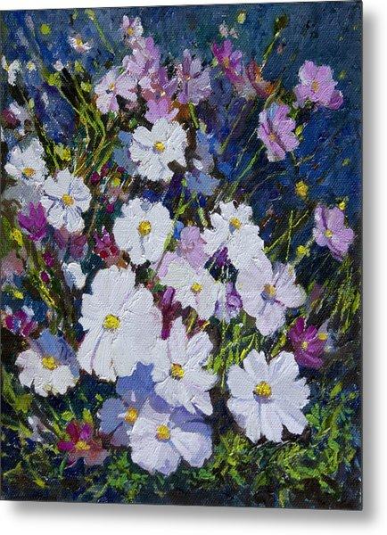 Flower_01 Metal Print