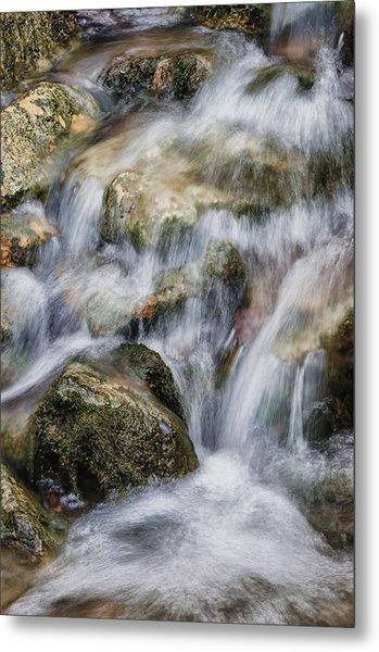 Flowing Waters Metal Print