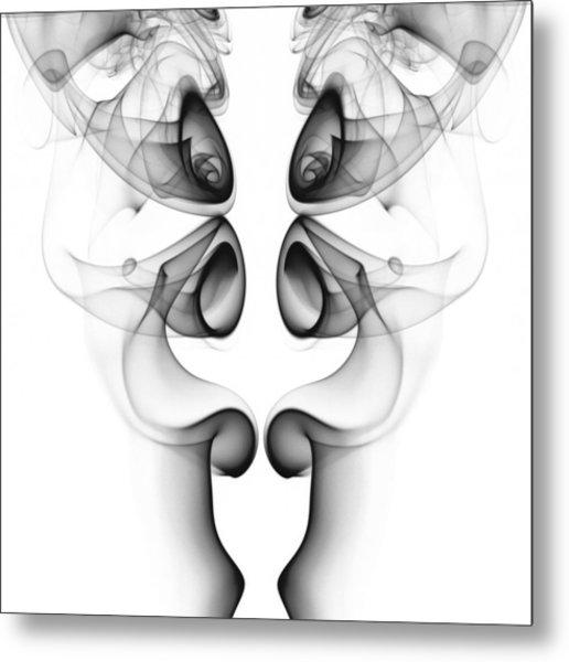 Fluidity No. 3 Metal Print