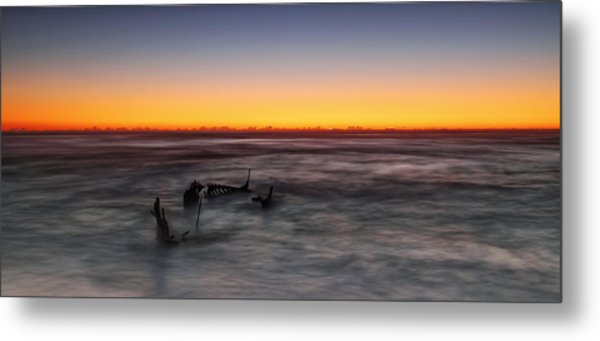 Forever At Sea Metal Print