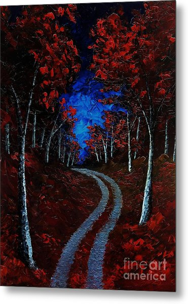 Following Your Dream Metal Print