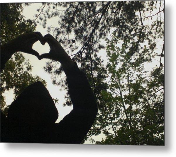 For Love Metal Print by Kiara Reynolds