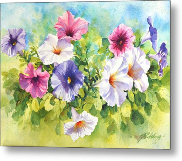 For The Love Of Summer Metal Print