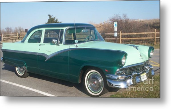 Ford Mercury Metal Print