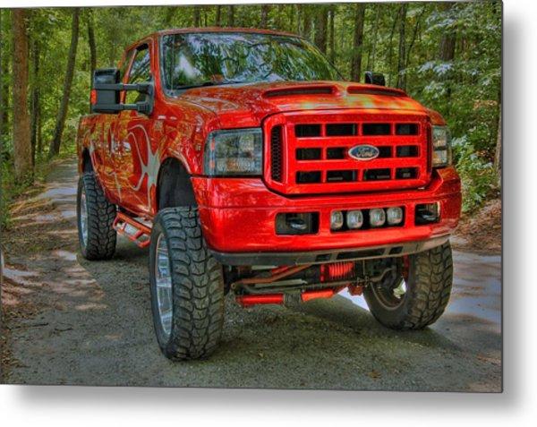 Ford Truck 02 Metal Print