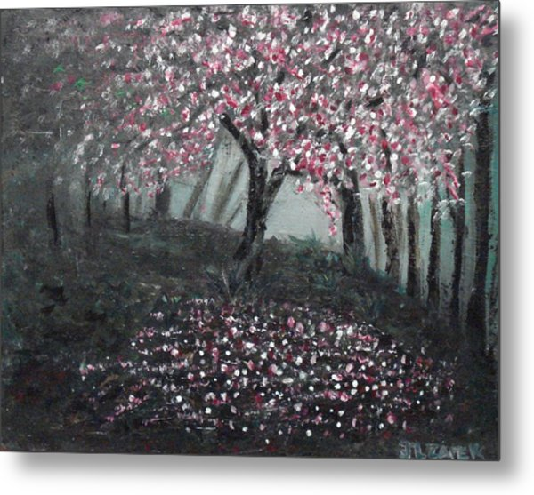 Forest Beauty Two Metal Print
