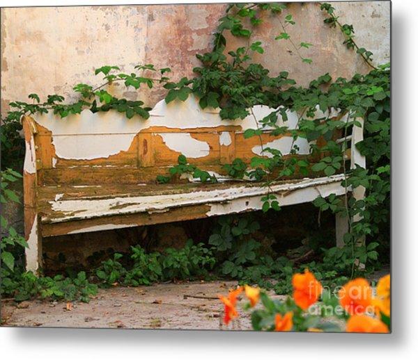 The Forgotten Garden Metal Print