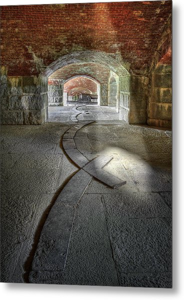 Fort Knox Me Metal Print
