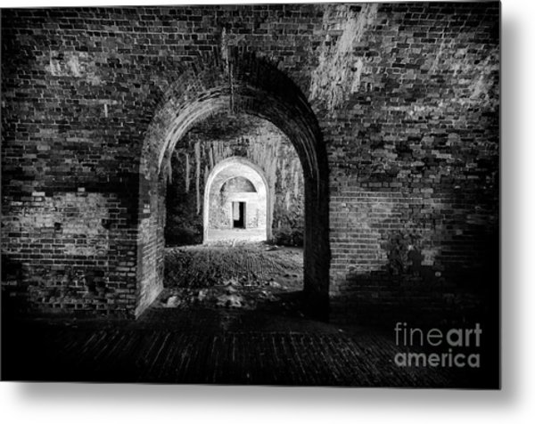 Fort Morgan Metal Print