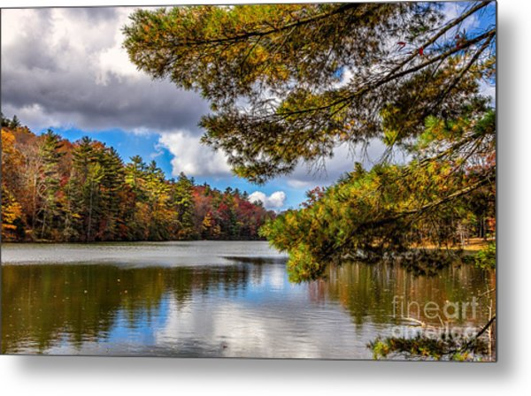 Fort Mountain State Park Metal Print
