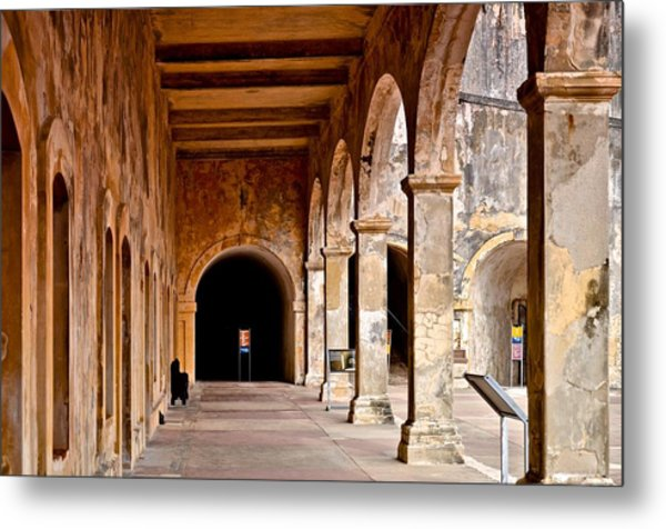 Fort San Cristobal 5 Metal Print
