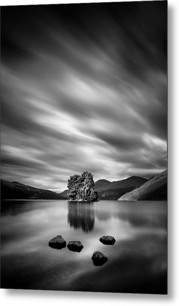 Four Rocks Metal Print