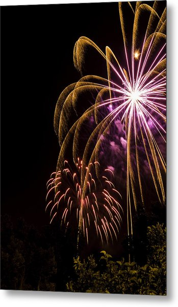 Fourth Of July Metal Print by Jason Smith