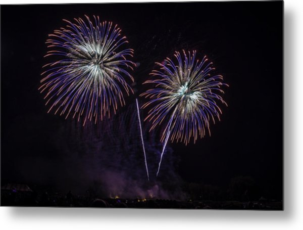 Fourth Of July Traditions  Metal Print by Jason Smith