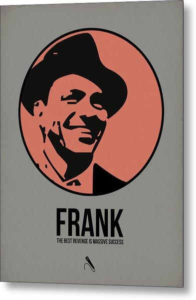 Frank Poster 1 Metal Print