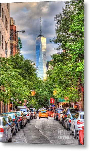 Freedom Tower Metal Print