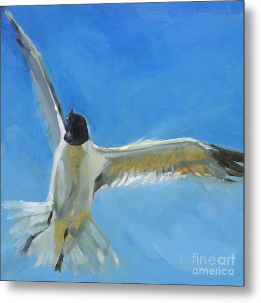 Freedom's Song-na Metal Print