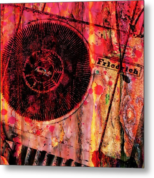 Fresh Air - Mike Hope Metal Print