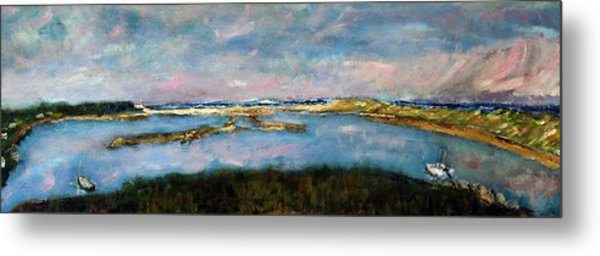 From Coast Guard Beach To Nauset Beach Metal Print