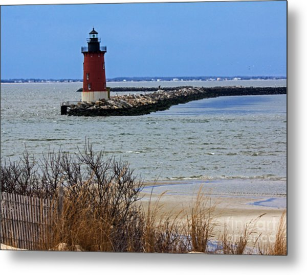 From Henlopen Point 2 Metal Print
