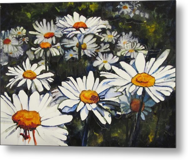 From The Heartland Metal Print by Caroline Doucette