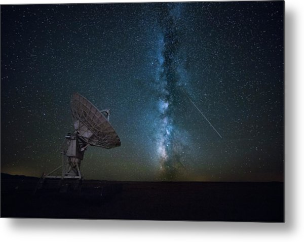 From The Universe Metal Print
