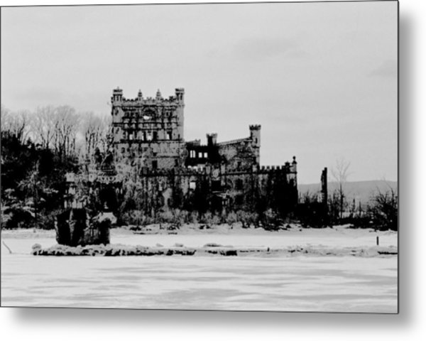 Frozen In Time And Place Metal Print by Steven Huszar