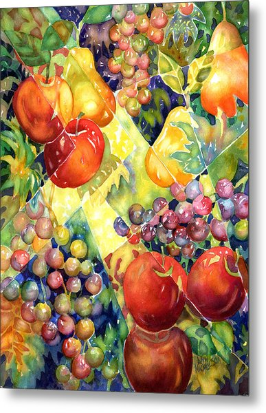 Fruit Fantasy Metal Print