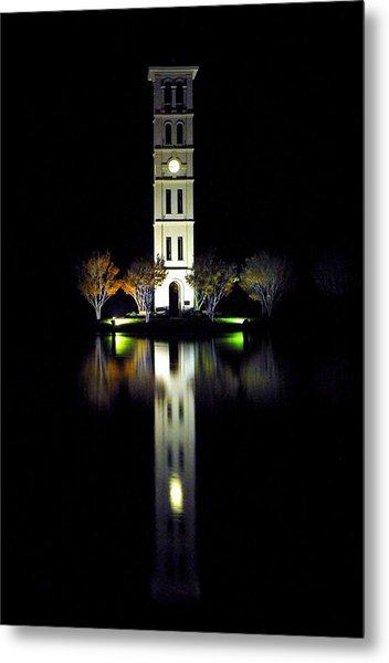Furman University Tower  Greenville Sc Metal Print