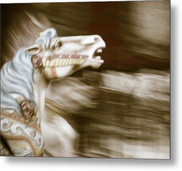 Gallop 4 Metal Print
