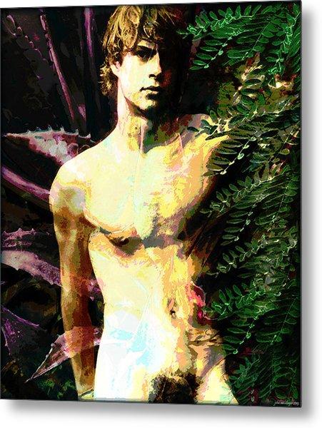 Garden Of Eden Metal Print