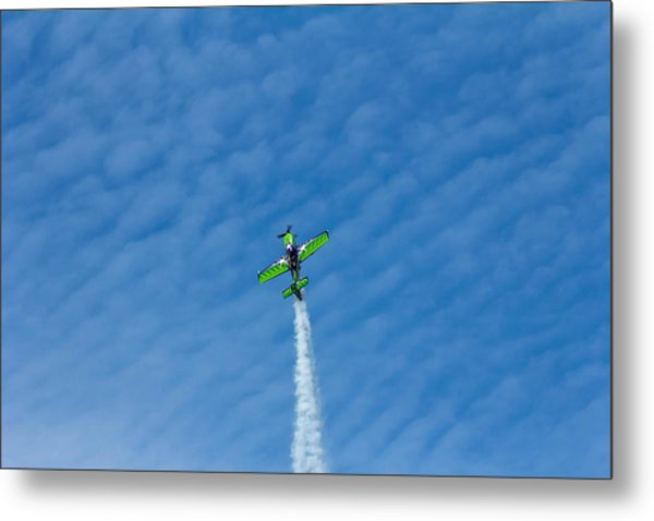 Gary Ward Taking His Mx2 To Great Heights Metal Print