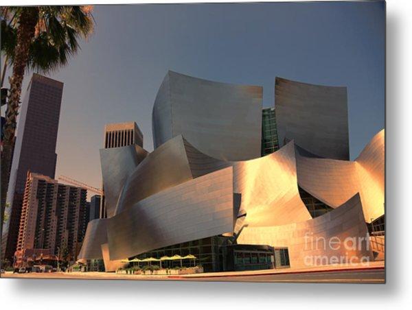 Gehry Tones Metal Print