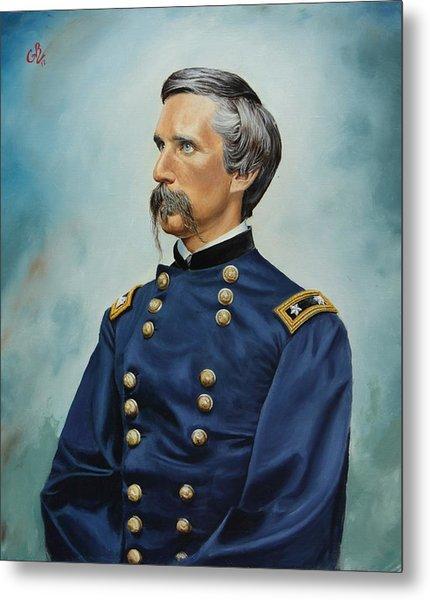 General Joshua Chamberlain Metal Print