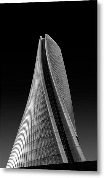 Generali Skyscraper Metal Print