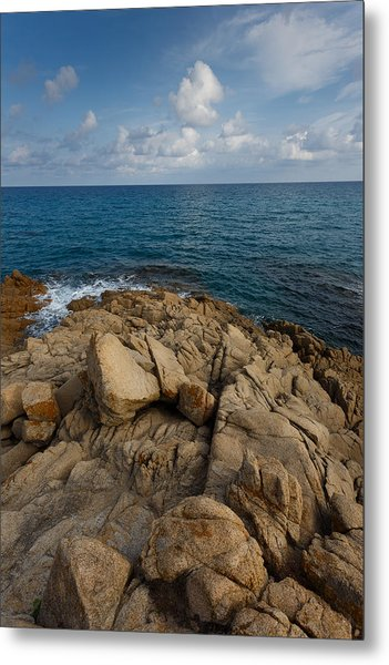 Metal Print featuring the photograph Gentle Light by Paul Indigo