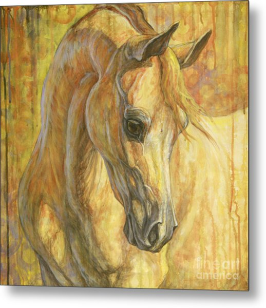 Gentle Spirit Metal Print