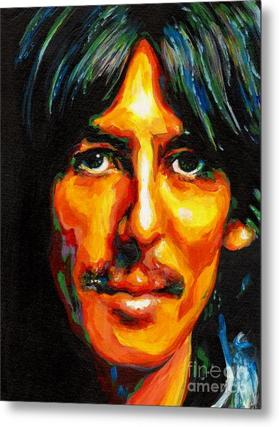 George Harrison Metal Print