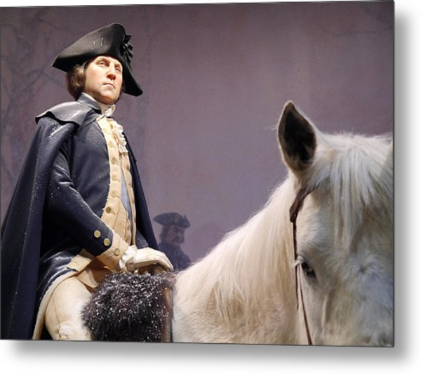 George Washington  Metal Print