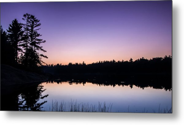 Georgian Bay Sunset Metal Print