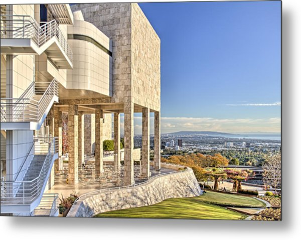 Getty Perspectives 2 Metal Print