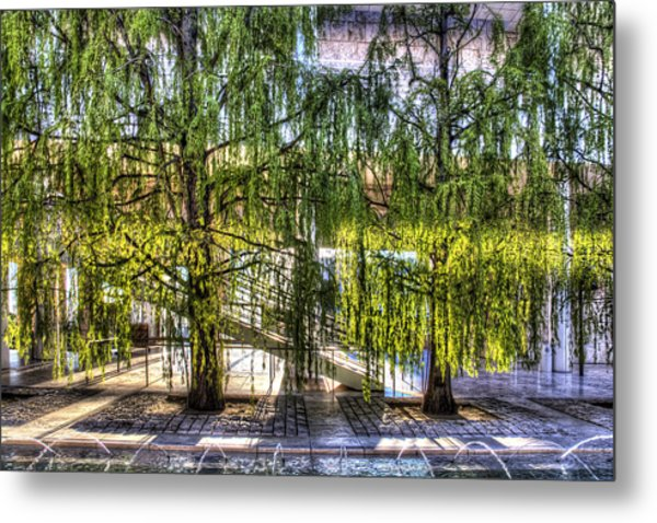 Getty Perspectives 3 Metal Print
