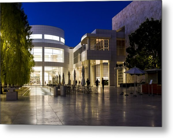 Getty Perspectives 6 Metal Print