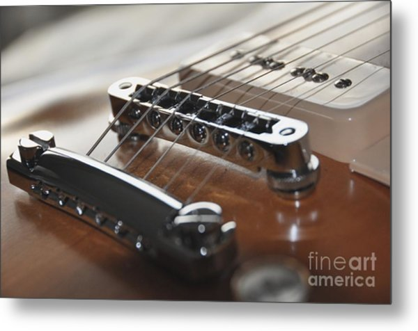 Gibson Metal Print