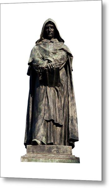 Giordano Bruno Metal Print