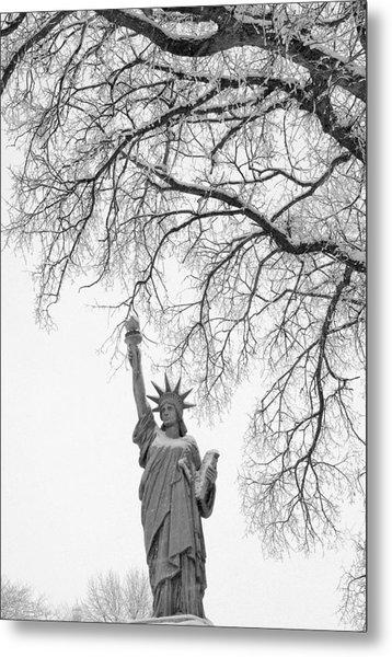 Give Me Liberty Metal Print