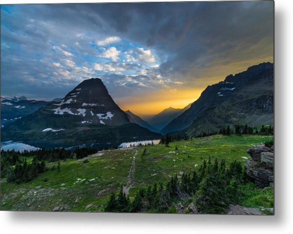Glacier National Park 3 Metal Print