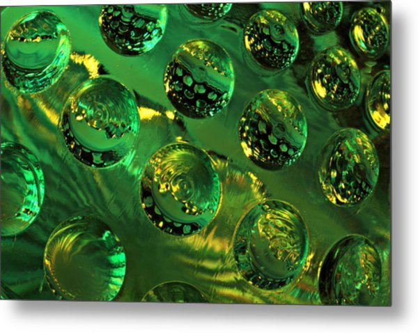 Glass Works 20 Metal Print by Randy Grosse