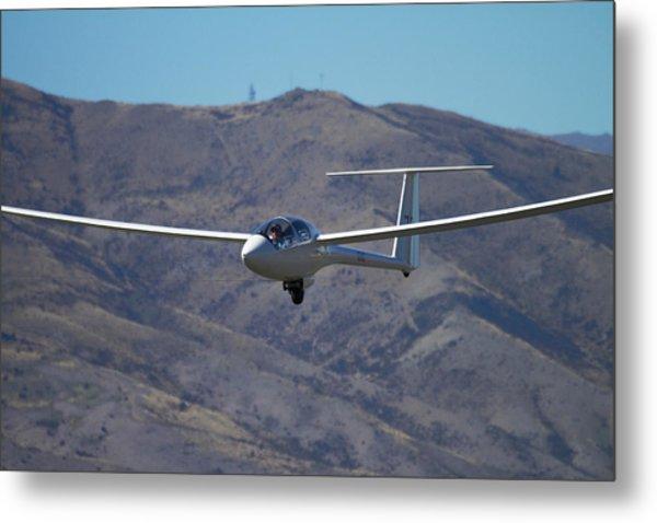 Glider, Warbirds Over Wanaka, Wanaka Metal Print by David Wall