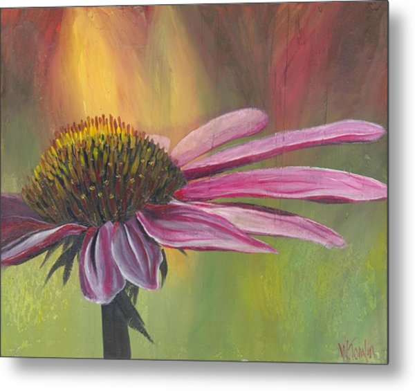 'glory In Bloom' Metal Print